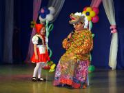 Детский конкурс Жемчужинка Валдая 2014 г.
