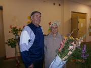 8 июля 2013 года Праздник любви, семьи и верности. Семья Потемкиных — Петр Алексеевич и Зоя Никифоровна